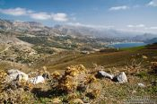 Travel photography:Sfakion coast, Grece