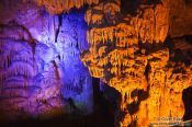Travel photography:Zoniana caves, Grece