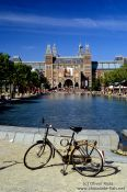 Travel photography:The Rijksmuseum in Amsterdam, Holland (The Netherlands)