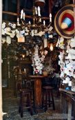 Travel photography:Budapest bar , Hungary
