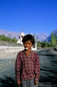 Travel photography:Boy in Diskit, India
