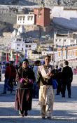 Travel photography:Leh people, India