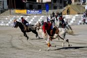 Travel photography:Playing polo in Leh, India