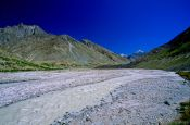 Travel photography:Landscape between Manali and Leh, India