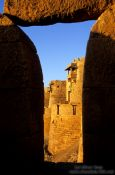 Travel photography:Jaisalmer Fort in the evening light, India