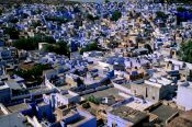 Travel photography:The blue city of Jodhpur, India