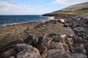Travel photography:The rocky Clare coastline , Ireland