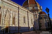 Travel photography:The Cathedral (duomo) in Florence , Italy