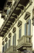 Travel photography:Florence Facade, Italy