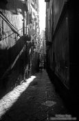 Travel photography:Naples Street, Italy