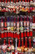 Travel photography:Items for sale at Tokyo´s Senso-ji temple in Asakusa, Japan