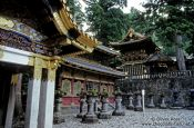 Travel photography:The Nikko temple complex, Japan
