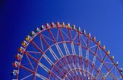 Travel photography:The Tokyo Ferris Wheel, Japan