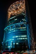 Travel photography:Seoul building, South Korea