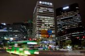 Travel photography:Seoul by night, South Korea