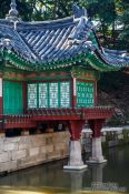 Travel photography:Seoul Changdeokgung palace Secret Garden, South Korea
