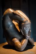Travel photography:The acrobat from Tlatilco at the Mexico City Anthropological Museum, Mexico