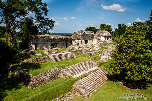 Palenque archeological site