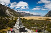Travel photography:Mount Cook National Park, New Zealand