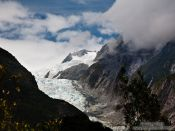 Travel photography:Franz Josef Glacier, New Zealand
