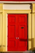 Travel photography:Hokitika door, New Zealand