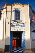 Travel photography:The Provincial Hotel in Napier, New Zealand