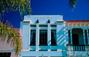 Travel photography:Napier Colenso building, New Zealand