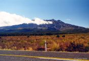 Travel photography:Mt Ruapehu, New Zealand
