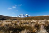 Travel photography:Mout Ruapehu in Tongariro National Park, New Zealand
