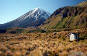 Travel photography:Mt Ngauruhoe, New Zealand