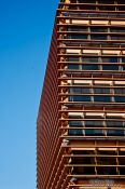 Travel photography:Modern architecture in Barcelona´s Poblenou district, Spain