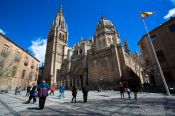 Travel photography:Toledo cathedral, Spain