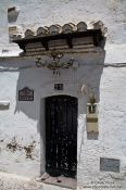 Travel photography:Cueva in Granada`s Sacromonte district, Spain