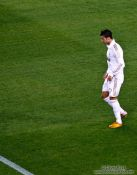 Travel photography:Cristiano Ronaldo from Real Madrid, Spain