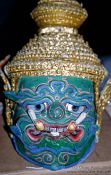 Travel photography:Mask used in performances., Thailand