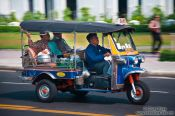 Travel photography:Bangkok Tuk-tuk, Thailand