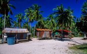 Travel photography:Chao Leh houses on Ko Lipe, Thailand