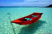 Travel photography:Clear turquoise waters in Ko Tarutao Ntl Park, Thailand