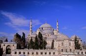 Travel photography:The Süleymaniye Mosque, Turkey