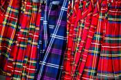 Travel photography:Quilts for sale in Edinburgh, United Kingdom