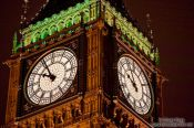 Travel photography:London´s Big Ben by night , United Kingdom, England