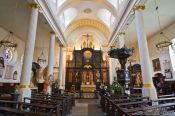 Travel photography:Church of St James Garlickhythe in London, United Kingdom, England