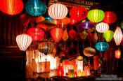 Travel photography:Lampions in Hoi An, Vietnam