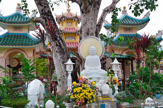 Temples in Chau Doc
