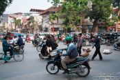 Travel photography:Anything goes on the streets of Hanoi, Vietnam