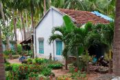 Travel photography:House in Mui Ne , Vietnam