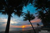 Travel photography:Sunset at Mui Ne, Vietnam